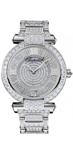Chopard watch...a girl can dream!