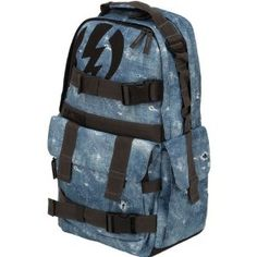 Electric Recoil Outdoor Backpack - Denim / Size 19