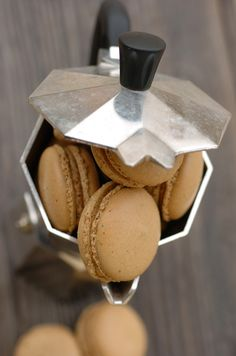 Coffee Macarons Recipe
