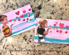 Kindergarten Smiles: Valentine 's Day Craft - My Classroom - Valentinstag Mother's Day Activities, Valentines Day Activities, Toddler Valentine Crafts, Toddler Crafts, Kids Valentines, Valentines Anime, Valentines Sweets, Valentine's Day Crafts For Kids, Fathers Day Crafts