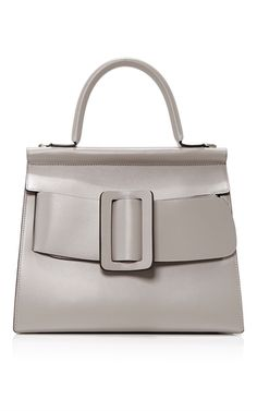 Leather Karl Top Handle Bag by BOYY for Preorder on Moda Operandi