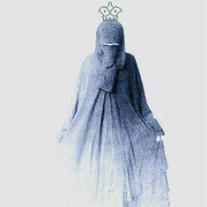 Hijab DrawingNiqap is my crown Hijab Drawing Source : Niqap is my crown by Niqabiqueens Anime Muslim, Muslim Hijab, Beautiful Muslim Women, Beautiful Hijab, Arab Girls, Muslim Girls, Hijabi Girl, Girl Hijab, Hajib Fashion