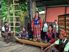 T'boli Tribe from Mindanao