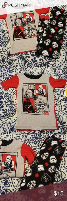 Star wars pjs💥 Super cool!!! 2pc pj set 🔥💯cotton Star Wars Pajamas