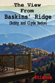 multitaskingmomma : Cover Reveal: The View from Baskins' Ridge (Bobby and Clyde Redux) by Etienne