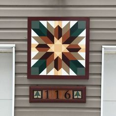 Photos / Locations in Town - Town of Colton, NY mary Barn Quilt Designs, Barn Quilt Patterns, Quilting Designs, Block Patterns, Quilting Projects, Craft Projects, Painted Barn Quilts, Barn Signs, Art And Craft Videos
