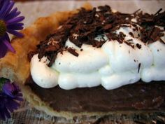 Mennonite Girls Can Cook: Chocolate Cream Pie