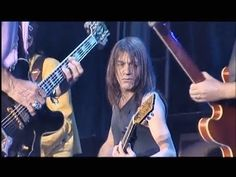 A tribute to Malcolm Young, dead at age 64 on November Improved high-quality video of the AC/DC rhythm guitarist/founding member and lead guitarist. Thunder From Down Under, Malcolm Young, Angus Young, Ac Dc, Rolling Stones, Band, Live, Music, Youtube