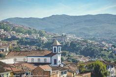 Conhecer as belezas naturais e a arquitetura barroca de Mariana, em Minas Gerais. Saiba mais do destino >>> http://www.guiaviagensbrasil.com/mg/mariana/