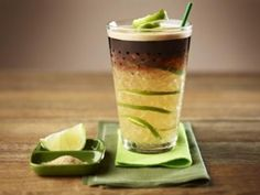 Caipirinha coffee - Nespresso Recipes