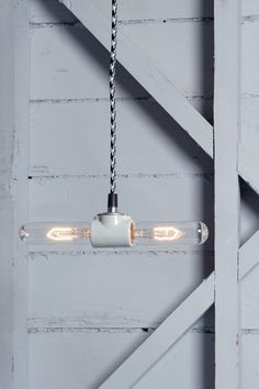 Industrial Lights - Industrial Pendant Light - Double Socket