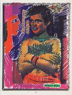 Walter Batiss - Robin Sprong Surface Designer Walter Battiss, Surface Design, Lovers Art, Robin, Contemporary Art, Wallpapers, Book, Painting, Painting Art