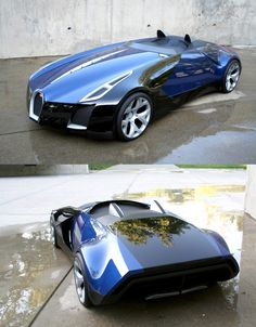 Bugatti Design Concept