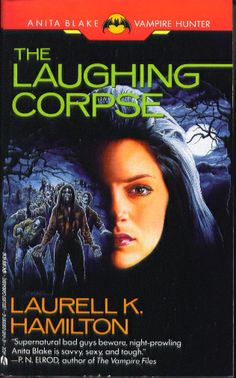 The Laughing Corpse, Book 2 of the Anita Blake series by Laurell K Hamilton, paperback