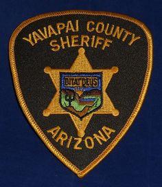 Yavapai county Sheriff AZ