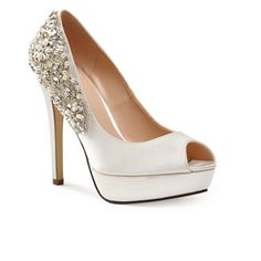 Complete Any Evening Look With These Platform Heels From
