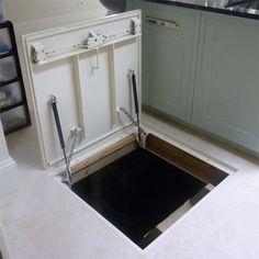 30 best trap door images cellar doors trap door attic spaces rh pinterest com
