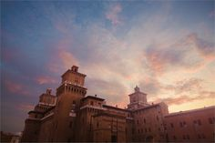 Castello Estense # Ferrara