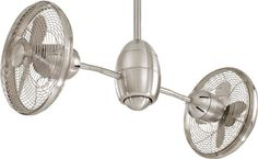 Minka Aire F302-BN Gyrette 36 in. Indoor Ceiling Fan - Brushed Nickel Minka Aire,http://www.amazon.com/dp/B003VP063C/ref=cm_sw_r_pi_dp_nFcatb02GTR78EGN