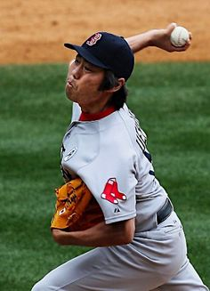 Koji Uehara / Boston Red Sox
