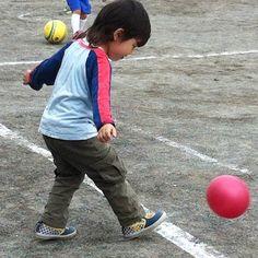 Akira Mochizuki — 2015.4.21  サッカークラブに体験入部