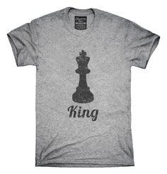 Chess King T-Shirts, Hoodies, Tank Tops