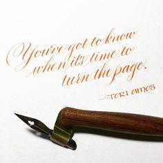 "Lyrics from ""Northern Lad"" by Tori Amos. 🌅"