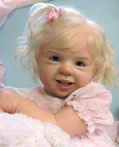 Reborn Prototype Jette Baby Girl Toddler Doll, Regina Swialkowski