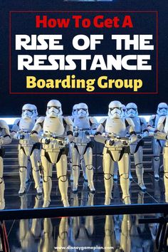 Want to experience the most popular attraction at Walt Disney World? Here are my tips for How To Get A Rise Of The Resistance Boarding Group. Disney World Attractions, Disney World Rides, Walt Disney World Vacations, Disney Worlds, Disney Land, Disney Travel, Family Vacations, Family Travel, Disney Vacation Planning