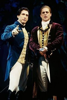 The Princes from Into the Woods! My favorite part in the show!