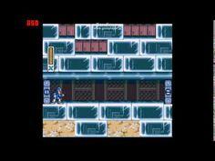 Let's play Mega Man X - Part 1 - YouTube