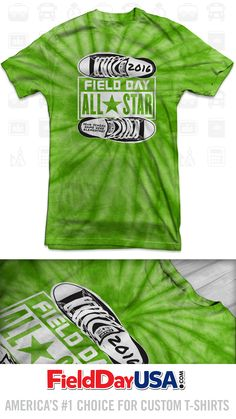 A field day t shirt design with a star wars theme start for Field day t shirts