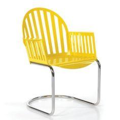 Knoll Richard Schultz Fresh Air Dining Chair [outdoor ok? Harry Bertoia, Modern Home Furniture, Outdoor Furniture, Eames, Contemporary Outdoor Dining Chairs, Love Chair, Take A Seat, Modern Retro, Chair Design