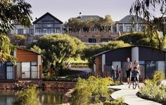 Pullman Resort, 5-star bungalow-style villa accommodation, Bunker Bay, Western Australia