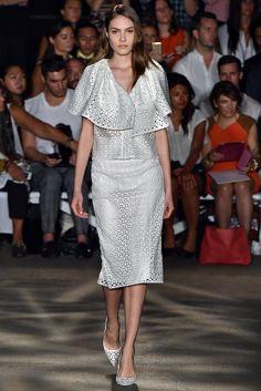 Christian Siriano Spring 2015 Ready-to-Wear Fashion Show
