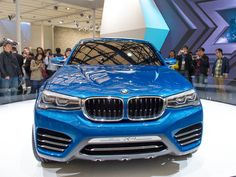 BMW concept world premiere at Shanghai auto show Bmw X4, Shanghai, Cool Pictures, Product Launch, Vehicles, Interesting News, Shopping, Cars, Google Search