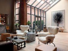 Un loft design par Steven Volpe à San Francisco decodesign / Décoration