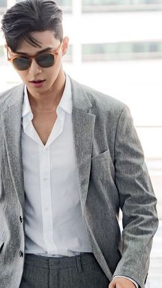 Korean Fashion – Designer Fashion Tips Korean Star, Korean Men, Asian Men, Park Seo Joon, Seo Kang Joon, Asian Actors, Korean Actors, Korean Celebrities, Celebs