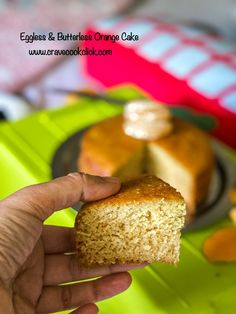 Yes this orange sponge cake is eggless, butterless and totally flawless. This recipe was posted. Cake Recipes At Home, Sponge Cake Recipes, Pound Cake Recipes, Easy Cake Recipes, Dessert Recipes, Desserts, Orange Sponge Cake, Lemon Yogurt Cake, Eggless Recipes