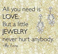 jewelry makes me HAPPY