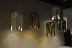 Euroluce 2015 Light Bulb, Chandelier, Ceiling Lights, Lighting, Design, Home Decor, Bulb Lights, Homemade Home Decor, Candelabra