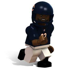 Chicago Bears NFL OYO Minifigure Charles Tillman