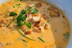Good Food, Yummy Food, Best Food Ever, Food 52, Eating Well, Cheeseburger Chowder, Thai Red Curry, Soup Recipes, Food And Drink
