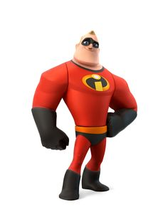Read all about Disney Infinity's Mr Incredible from the The Incredibles & find out what special skills Mr Incredible has inside Disney Infinity. Disney Toys, Disney Art, Disney Movies, Disney Pixar, Game Character Design, 3d Character, Character Poses, Figuras Disney Infinity, Infinity Models