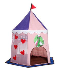 This Fairy Princess Castle by Bazoongi is perfect! #zulilyfinds