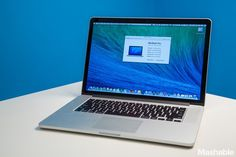 The 15-Inch Retina MacBook Pro Is a Powerful Beast of a Machine