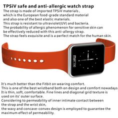 WWT-390076 - Mifone W15 Bluetooth 3.0 TPSIV Band Samrt Wrist Watch - Android Smart Phone, LED Watch, China Online Shop, Free Shipping. 32€