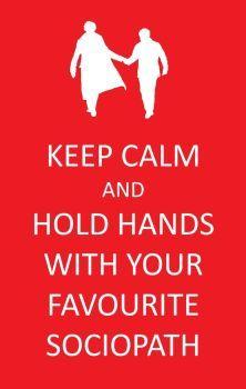 Keep Calm by MrsCumberbatch