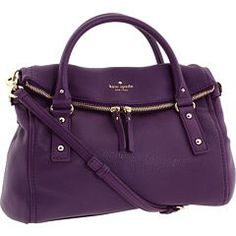 Kate Spade New York Cobble Hill Small Leslie $348. I love the color of this bag, perfect for Fall