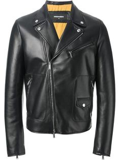 Dsquared2 biker jacket, a more 'conservative' looking style and fit